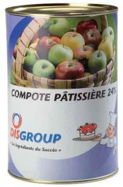 COMPOTE POMME 24 % 5/1 DISGROUP C/3